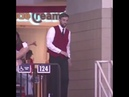 Houston Rockets worker on the clock and GETTIN' it Dance Cam
