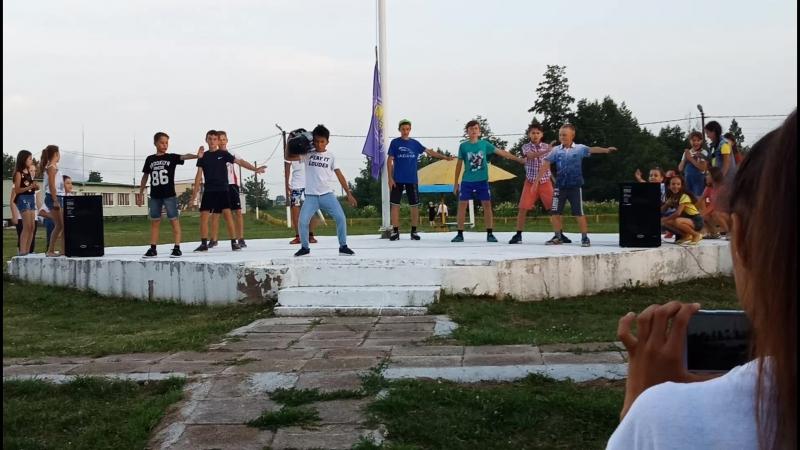 Лагерь Виктория 2 смена 2018