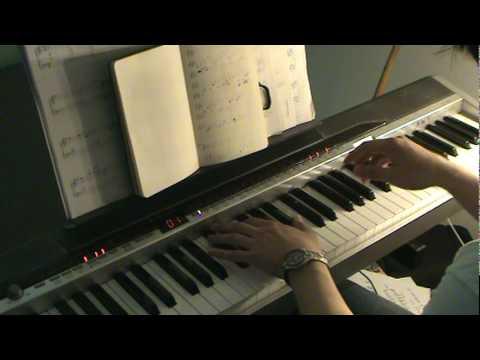 FMA Brotherhood OST Lapis Philosophorum -Piano Solo-
