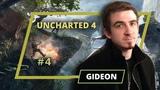 Uncharted 4 - Gideon - 4 выпуск