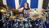 LAMB OF GOD - Laid to Rest (Drum Cover by Dick Gilchrist)