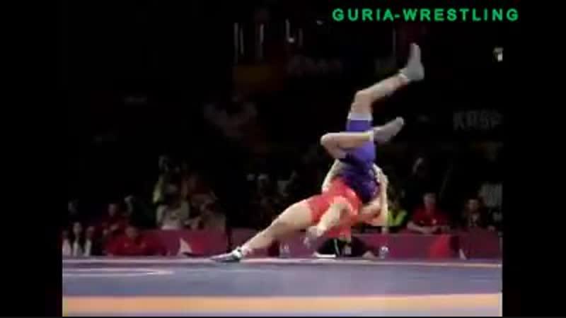 GURIA Wrestling - გურიის ჭიდაობა -