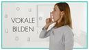 Vokale im Deutschen bilden und richtig aussprechen Grundlagen