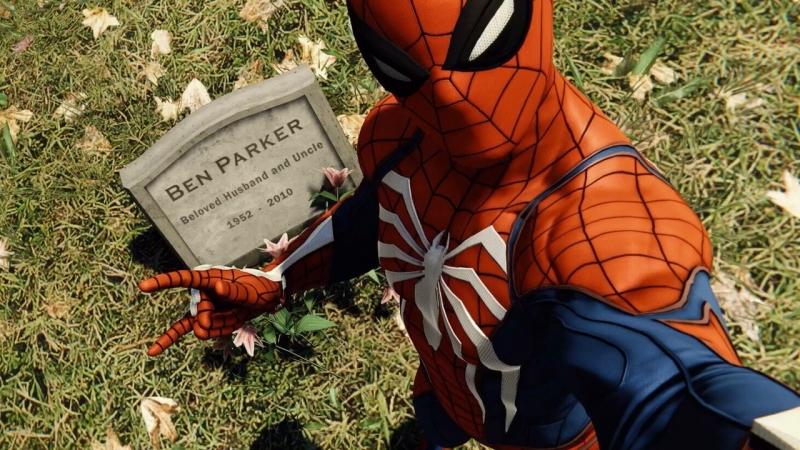Uncle Ben is dead