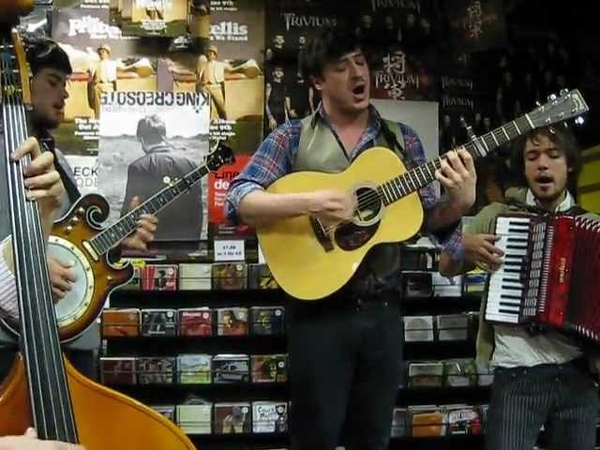 Mumford And Sons Little Lion Man Rare Live Acoustic