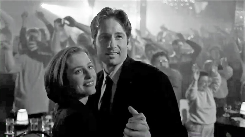 The X Files Some Cute Moments