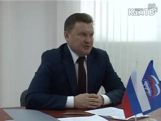 Актуальное интервью с главой Камышловского городского округа