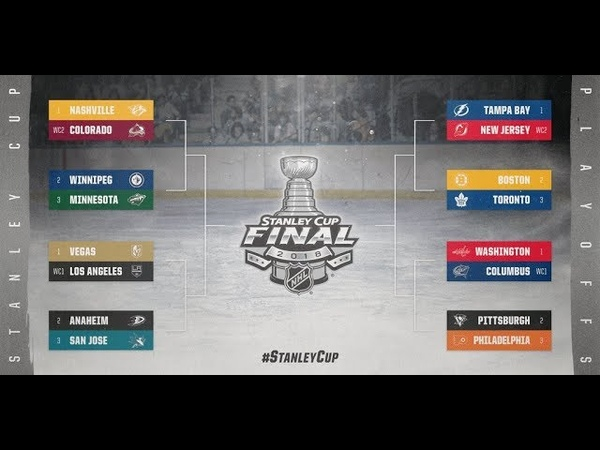 Шайбы наших хоккеистов в прошедшем розыгрыше Кубка Стэнли. Часть №1.