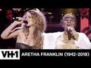 Aretha Franklin Mariah Carey Perform 'Chain of Fools' at VH1 Divas VH1