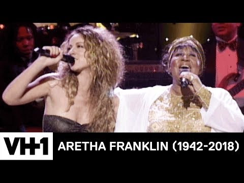 Aretha Franklin Mariah Carey Perform Chain of Fools at VH1 Divas | VH1