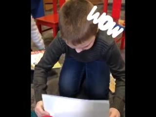 We can do magic tricks💥☺️#английскийдетям #английскийдляшкольников #английскийдлявсех #английскийвесело #английскийдлямалышей #К