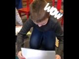 We can do magic tricks?☺️#английскийдетям #английскийдляшкольников #английскийдлявсех #английскийвесело #английскийдлямалышей #К