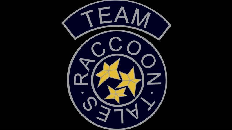 Дефиле Raccoon Tales Team на СТАРКОНе: Хэллоуин 2018