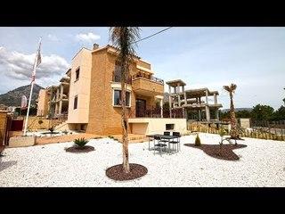 Новые и недорогие виллы от застройщика в городе La Nucia, Испания
