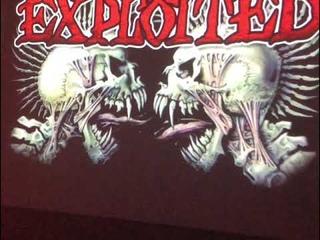 The Exploited XL tour