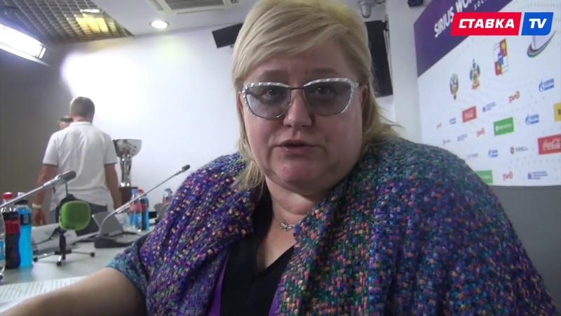 Нина Мозер - об уходе Медведевой, Тутберидзе и новой эре в фигурном катании