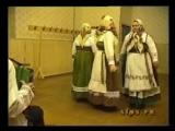Кадриль под гармонь Торногский р-он
