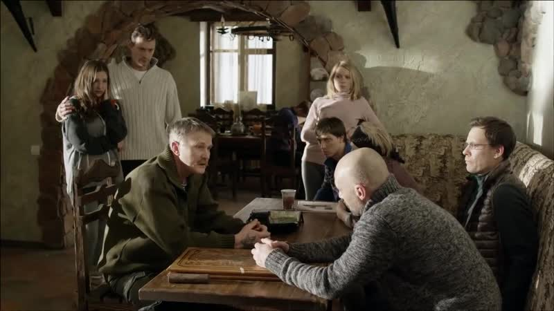 Ковчег Марка 4 серия (2015) Детектив, триллер.