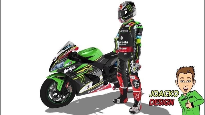 GP Bikes || Jonathan Rea || Termas de Rio Hondo v2