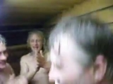 голые пьяные парни баня
