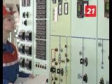 Электрическое сияние Севера Каскад Пазских ГЭС