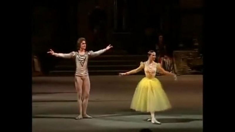 Pyotr TCHAIKOVSKY - Swan Lake From the Bolshoi Theatre 1989