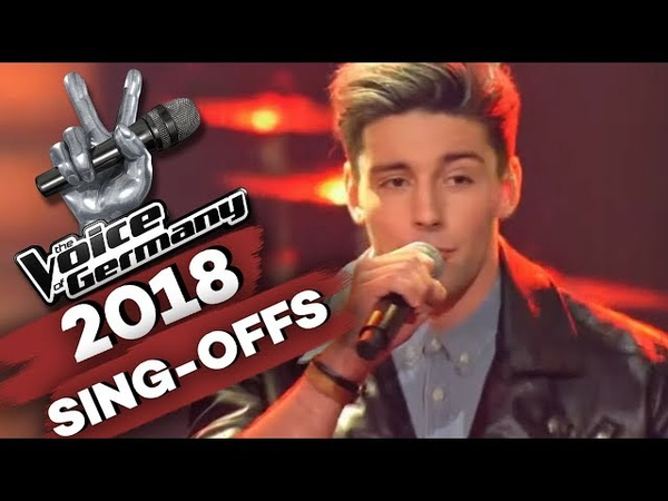 Johnny Cash - Ring of Fire (Alexander Eder) | The Voice of Germany | Sing-Offs