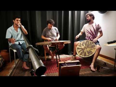 KHAYALAN | Movimento Espiral - Didgeridoo Santoor Daf