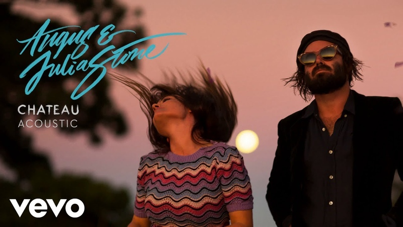 Angus Julia Stone - Chateau Acoustic (Audio)