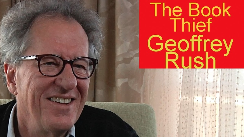 DP/30: Geoffrey Rush On The Book Thief