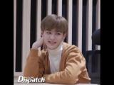 180317 Kun, Jungwoo & Lucas (NCT) @ dispatch news Facebook Update