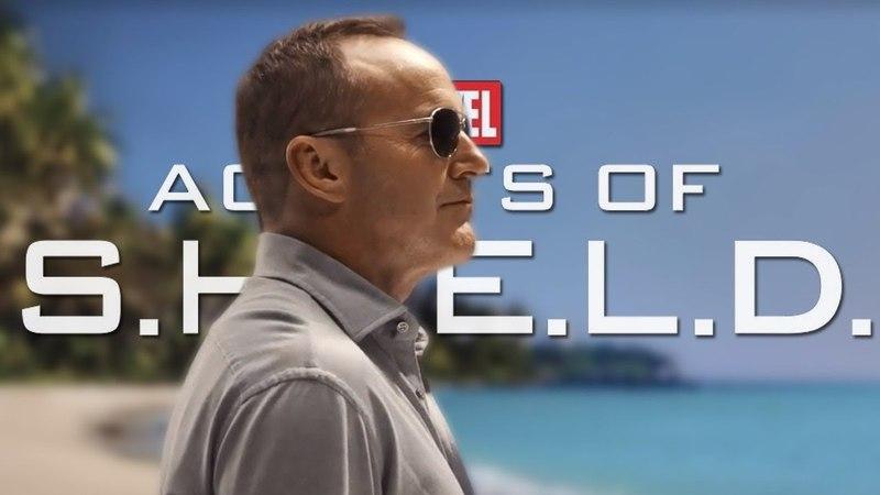 Reaction | Финал 5 сезона Агенты ЩИТ/Agents of SHIELD