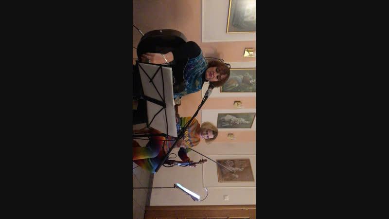 Мария Булат и Татьяна Голубчик в Щелкунчике