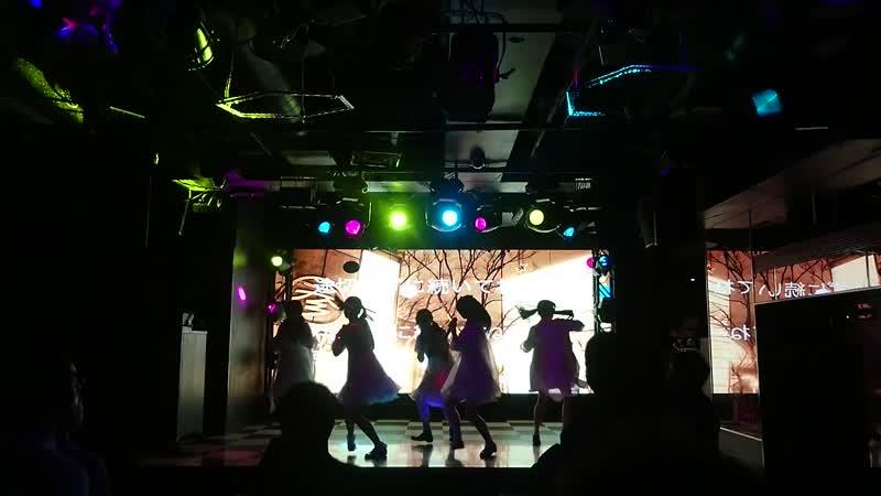 ・・・・・・・・・ 「slide」LIVE映像@渋谷キャメロット15042017