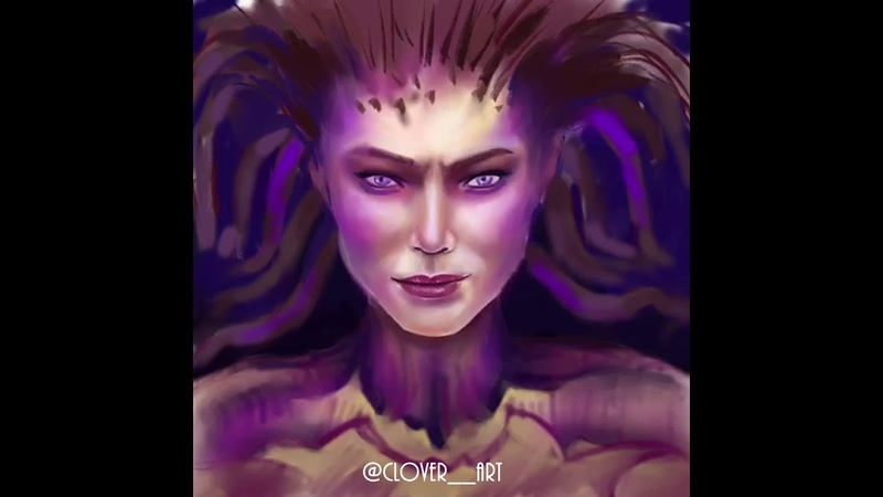 Sarah Kerrigan, Queen of Blades, StarCraft