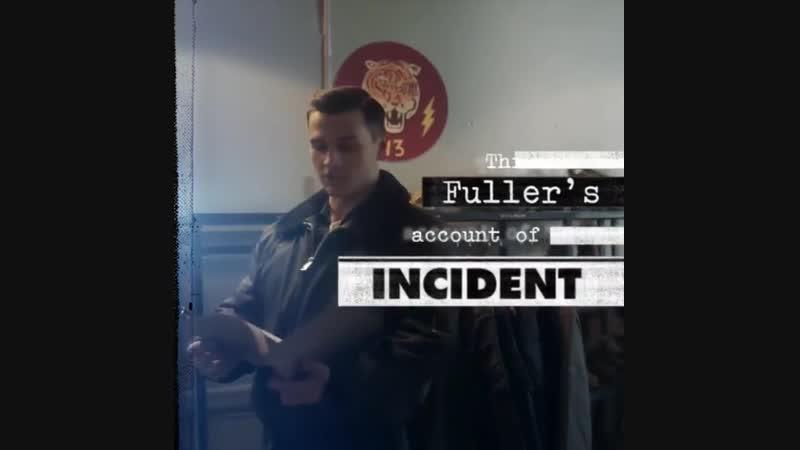 Синяя книга / Веб-клип к 1x01 «Воздушный бой Фуллера»