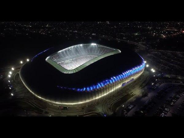 Mexico- Estadio BBVA Bancomer, la casa de los Rayados de Monterrey