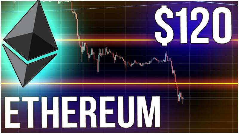 Ethereum ниже $160 / Когда ждать разворот тренда, как поймать рост ETH и BTC, как он будет выглядеть