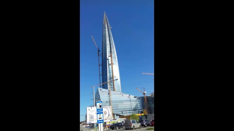 Газпром Лахта Центр 2