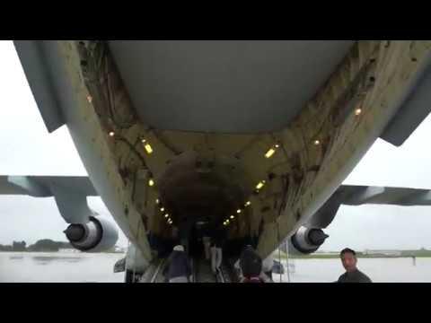 C-2 体験搭乗