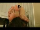 Beautiful French Girl Stinky Sweaty Nylons Feet Worship