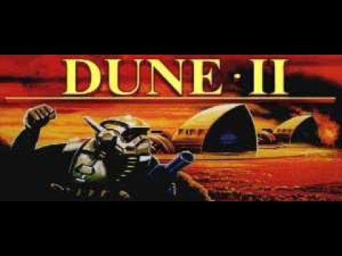 Dune II: The Building of a Dynasty [MS-DOS] (1992). Стрим 3