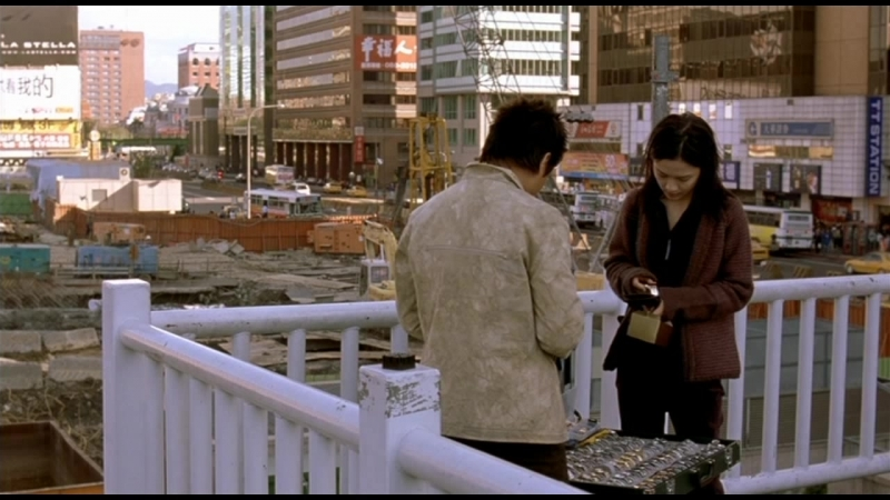 What Time Is It There? (2001) Tsai Ming-Liang - subtitulada