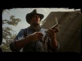 RDR2: Ковбойский револьвер