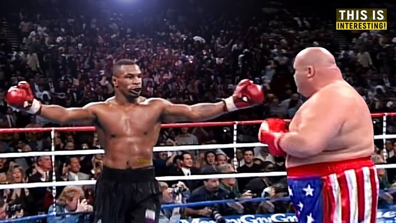 Mike Tyson All Knockouts Performed by the Legend HD