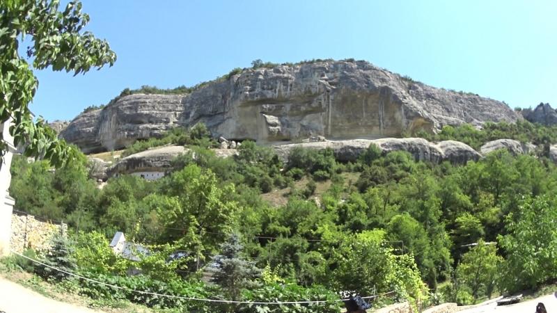 1 Перед посещением пещерного города Чуфут-Кале