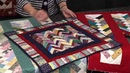 Braid quilts with Valerie Nesbitt Taster Video