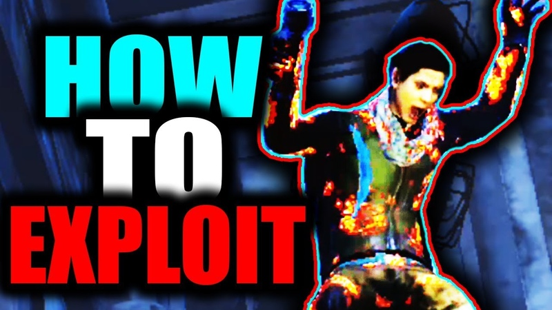 How To Exploit Ft. Monto - Dead by Daylight