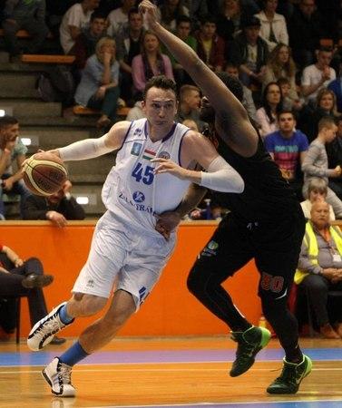 Darko Cohadarevic pro year 5 ZTE Hungary Number 45