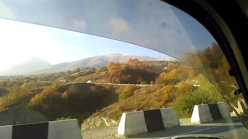 Гимринский хребет, октябрь 2018, Буйнакский район | осенний Дагестан